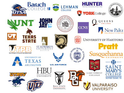 2018 new college adds